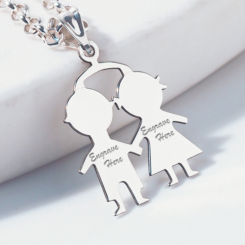 Sterling Silver KARATE BOY Pendant Made in USA Charm