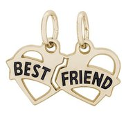 BEST FRIENDS ENGRAVABLE