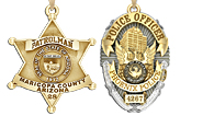 Arizona Police Jewelry