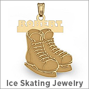 Ice Skating Jewelry