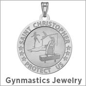 Gymnastics Jewelry