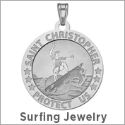 Surfing Jewelry