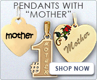 Pendants with  Mother