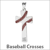 Baseball Crosses