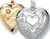 two and Four Page Lockets