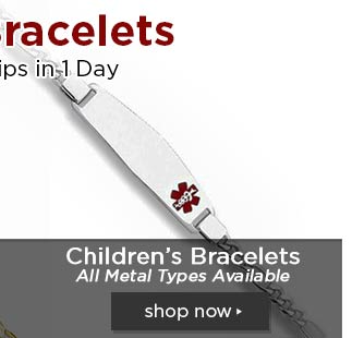 Childrens Bracelets