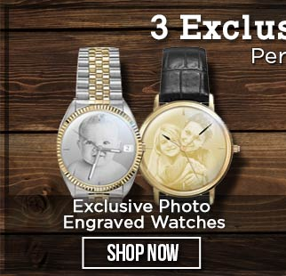 Photo Locket Watches